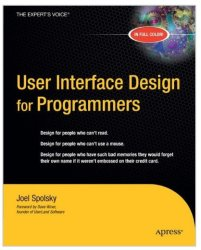 Libro: User Interface Design